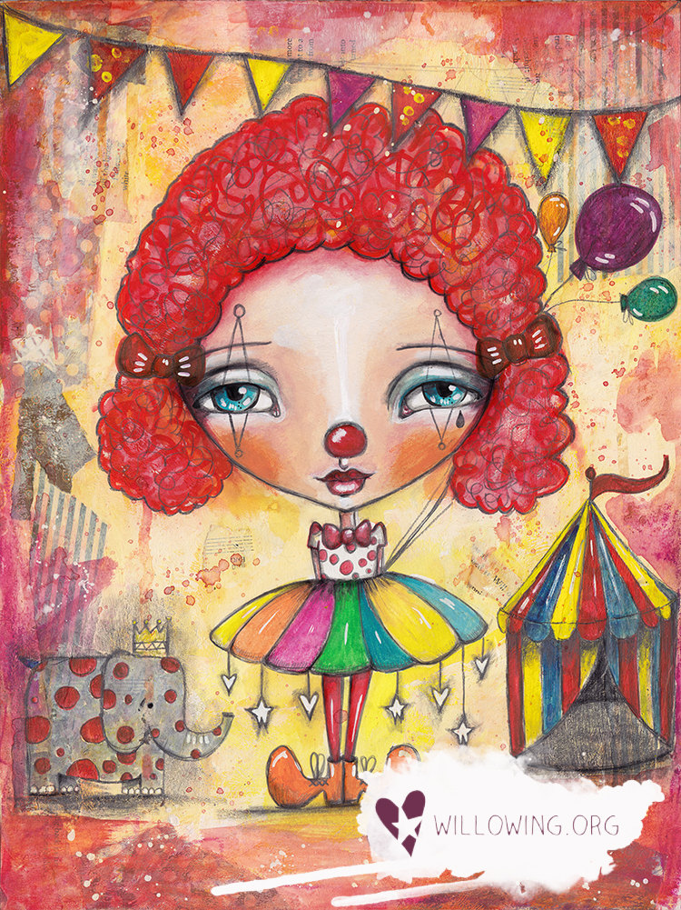 Circus clipart clipart cliparts for you - Clipartix |Circus Girl Art Print