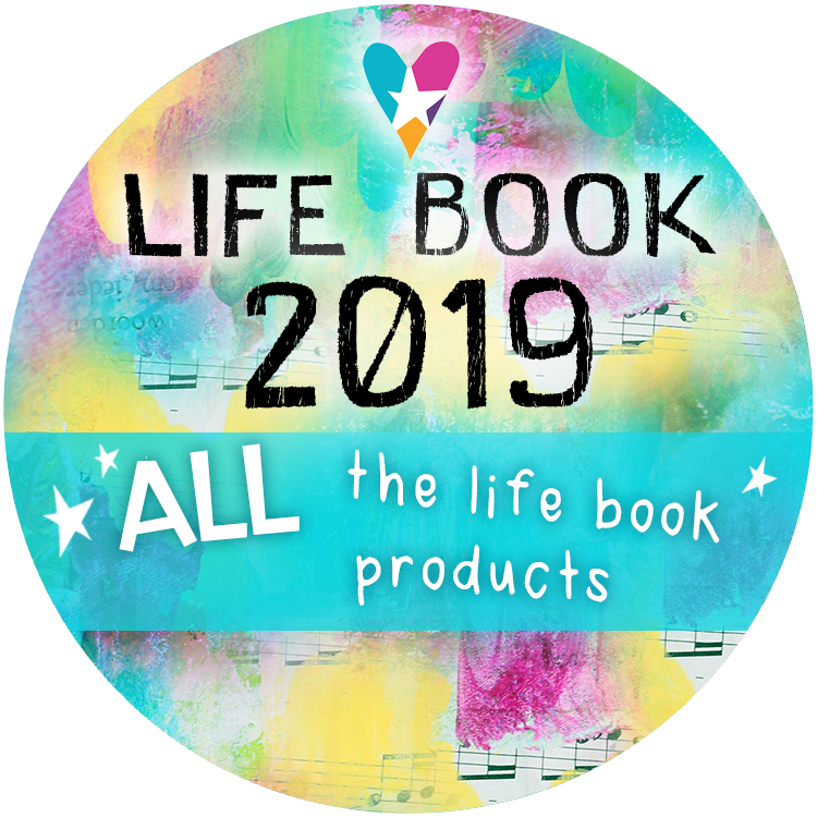 LB2019 ALL (the life book products) for total and complete Life Book junkies! :))