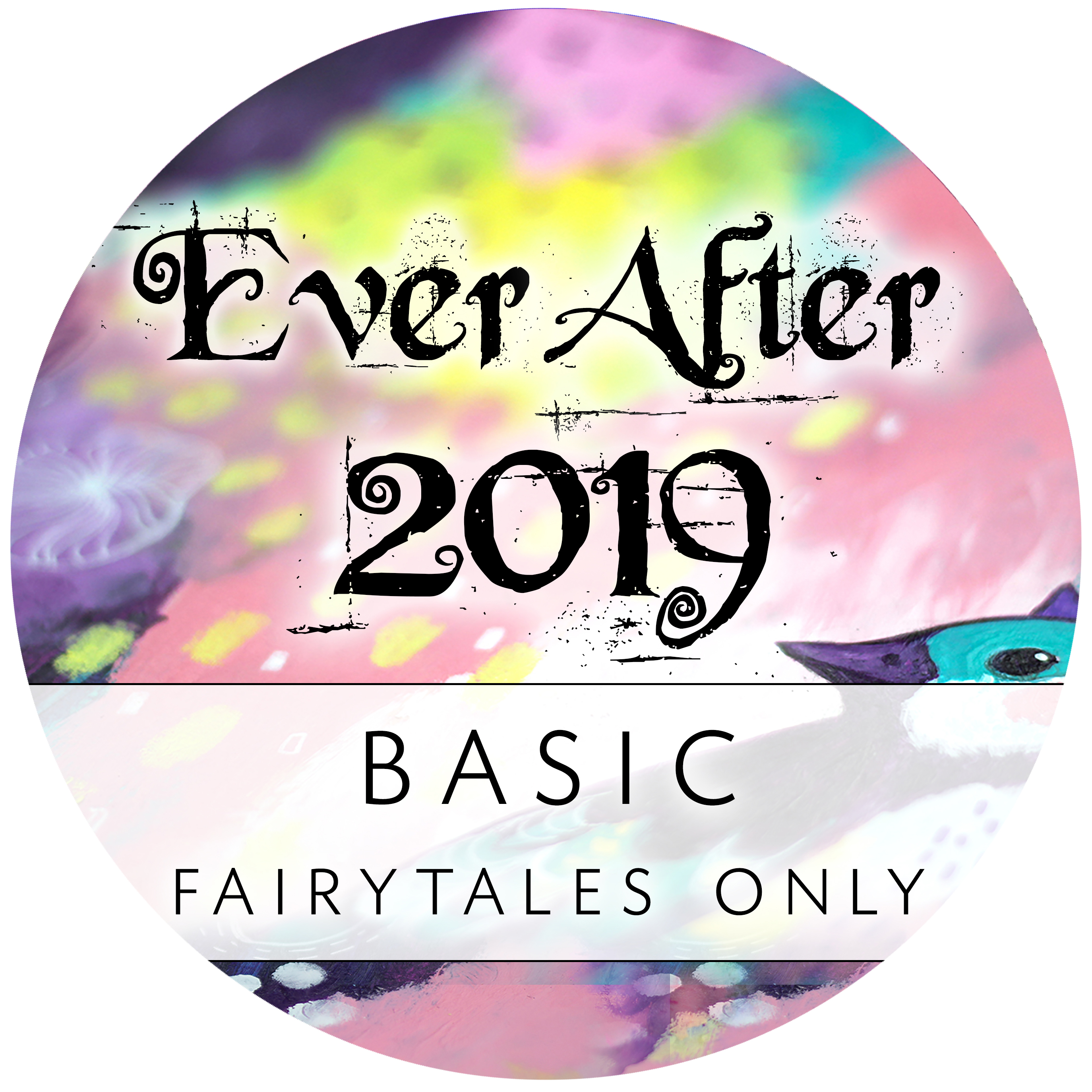 Ever After 2019 - Basic - Fairytale Bundle Only
