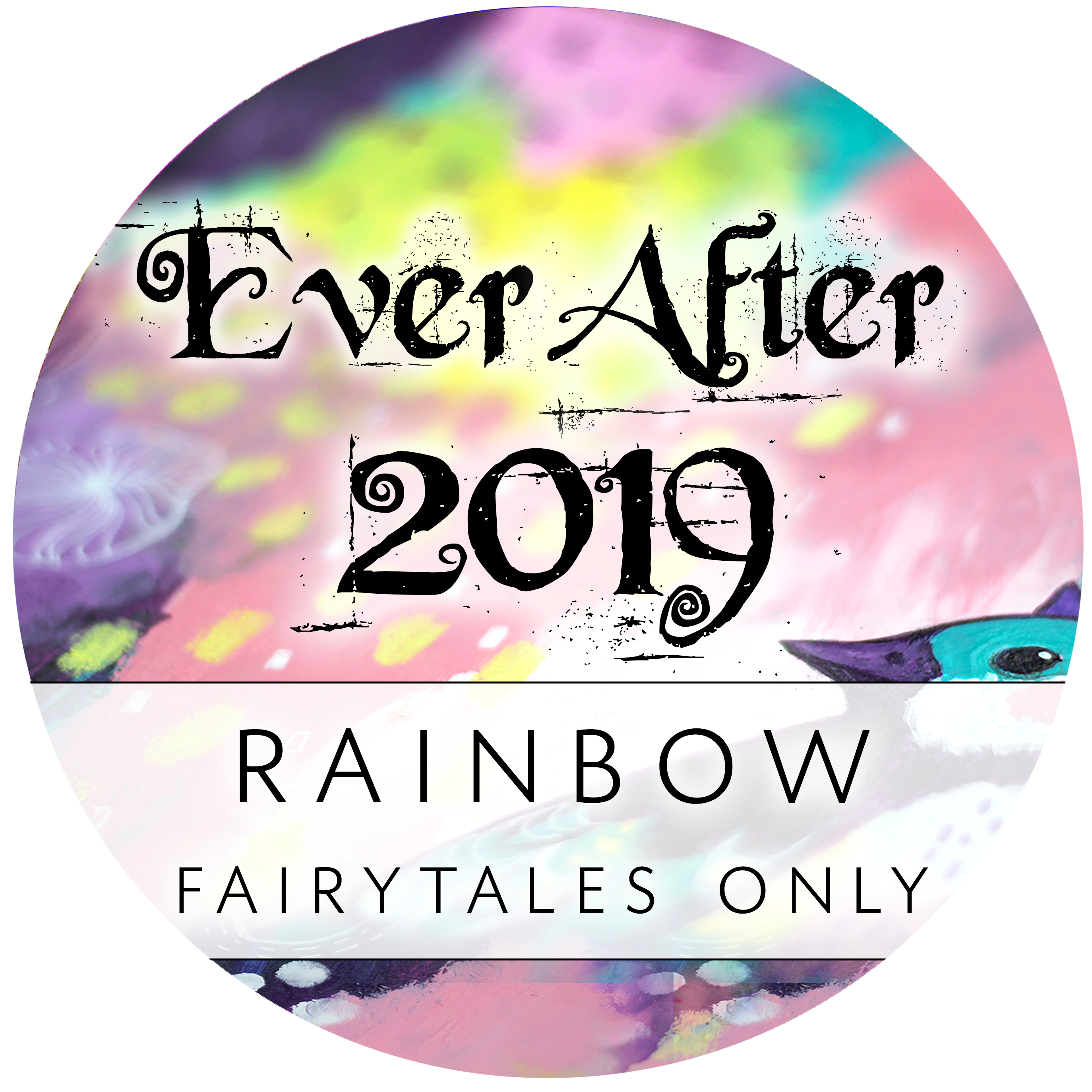 Ever After 2019 - Rainbow - Fairytale Bundle Only