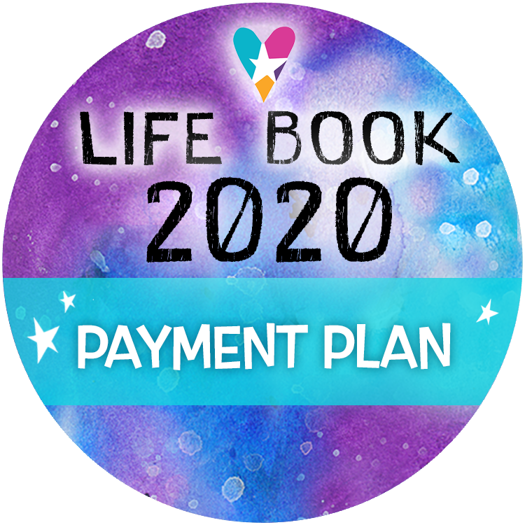 Life Book 2020 - Basic Package - Payment Plan