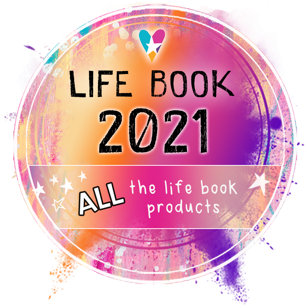 LB2021 ALL (the life book products) for total and complete Life Book junkies! :))