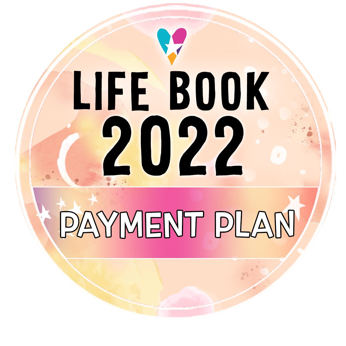 Life Book 2022 - Payment Plan - Basic Package